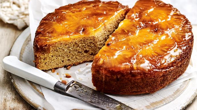 18 sensational upside-down cakes