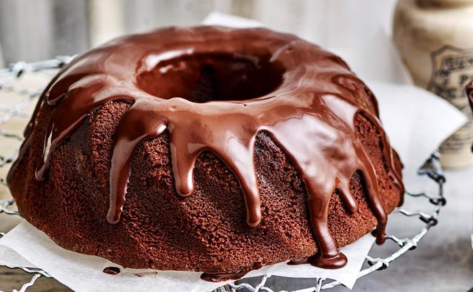 20 beautiful bundt cakes