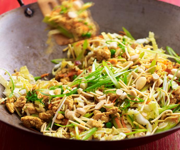 """**[Beef chow mein](https://www.womensweeklyfood.com.au/recipes/beef-chow-mein-9679