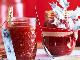 Tomato and chilli jam