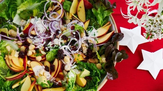 Santa salad
