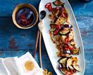 Szechuan-style chilli eggplant