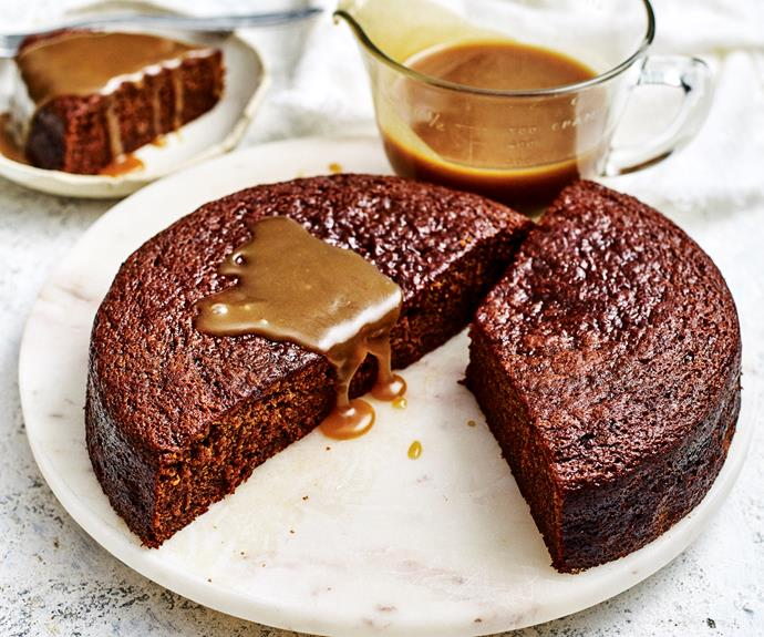 "**[Sticky date pudding](https://www.womensweeklyfood.com.au/recipes/sticky-date-pudding-1-17974|target=""_blank"")**  This irresistibly rich all-time favourite dessert is so easy to make. The best part - that amazingly moreish butterscotch sauce."