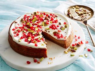 Gluten free Persian love cake