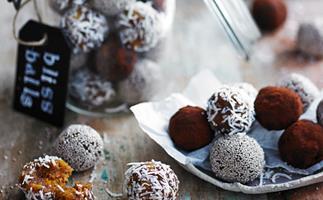oatmeal bliss balls