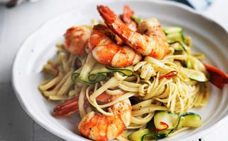 Exciting prawn recipes