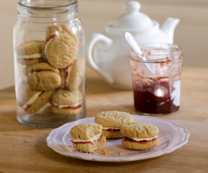 "[Monte Carlo biscuits](https://www.womensweeklyfood.com.au/recipes/monte-carlo-biscuits-20272|target=""_blank"")"