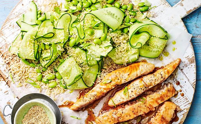 30 simple recipes to use your cucumbers