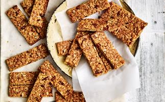 Muesli bar and slice recipes