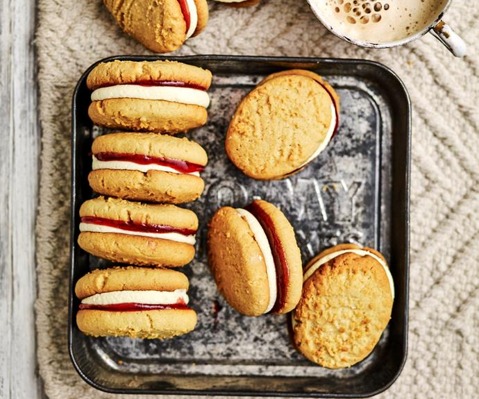 """[Monte Carlo biscuits](https://www.womensweeklyfood.com.au/recipes/monte-carlo-biscuits-20272