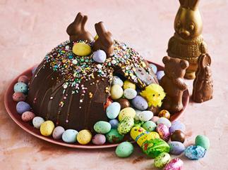 Easter smash cake