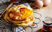 Our best pancakes recipe