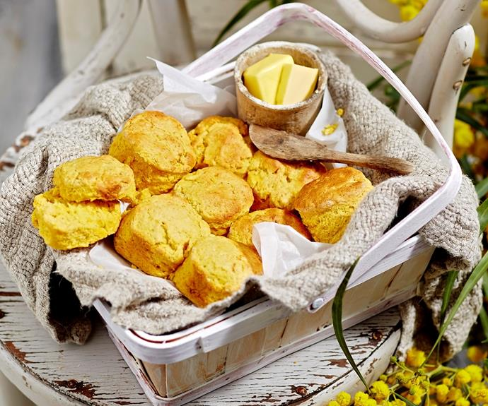 "If you have any leftover cooked pumpkin, you're well on your way to a delicious plate of these [traditional pumpkin scones](https://www.womensweeklyfood.com.au/recipes/pumpkin-scones-15002|target=""_blank""). We've used a simple, basic recipe here. Sometimes the original really is the best."