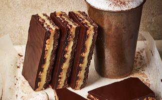 Our 29 best chocolate slice recipes