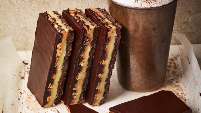Our best chocolate slice recipes