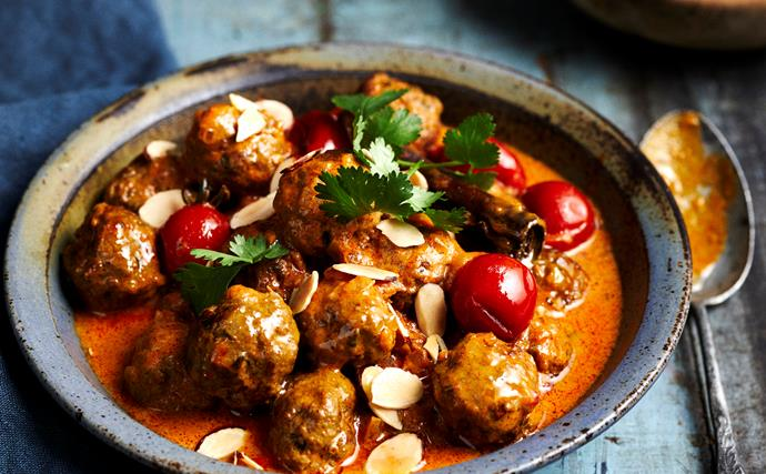 Curry recipes to spice up dinner time