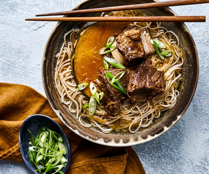 """**[Miso beef short rib & pumpkin hotpot](https://www.womensweeklyfood.com.au/recipes/miso-beef-hotpot-31854