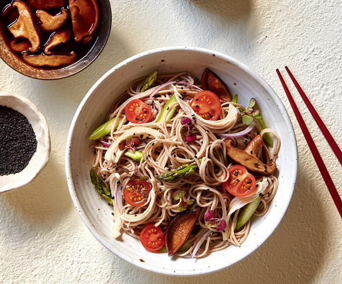 12 easy Japanese dishes