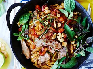 Noodle stir-fry dishes for easy dinners