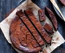 Dark and dreamy chocolate cake