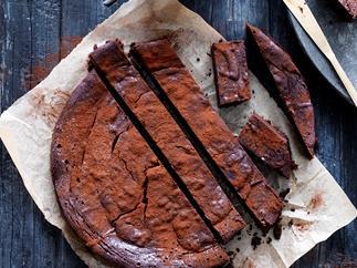 Dark and dreamy chocolate cake