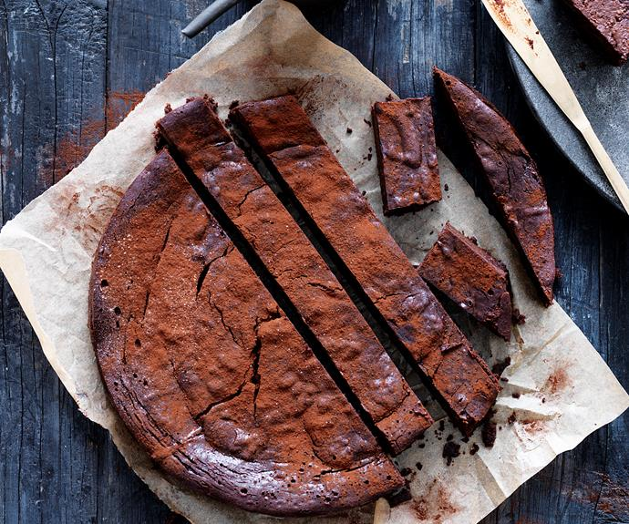 "**[Dark and dreamy chocolate cake](https://www.womensweeklyfood.com.au/recipes/dark-chocolate-cake-31897|target=""_blank"")**  This cake is unapologetically all about chocolate. So much so, that it's even flourless, creating a fudgy, dense indulgent cake – you'll find a little goes a long way."