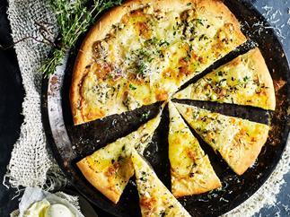 QUATTRO FOR MAGG PIZZA
