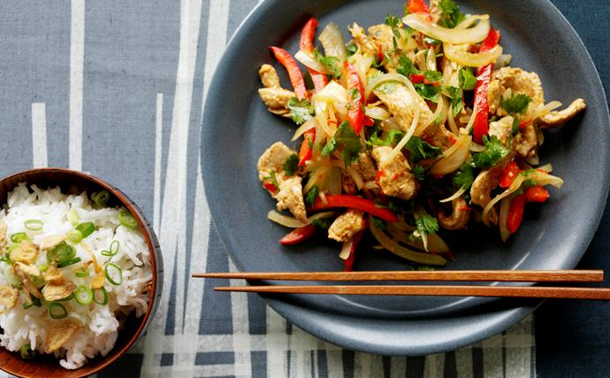 27 quick and tasty chicken stir-fry recipes