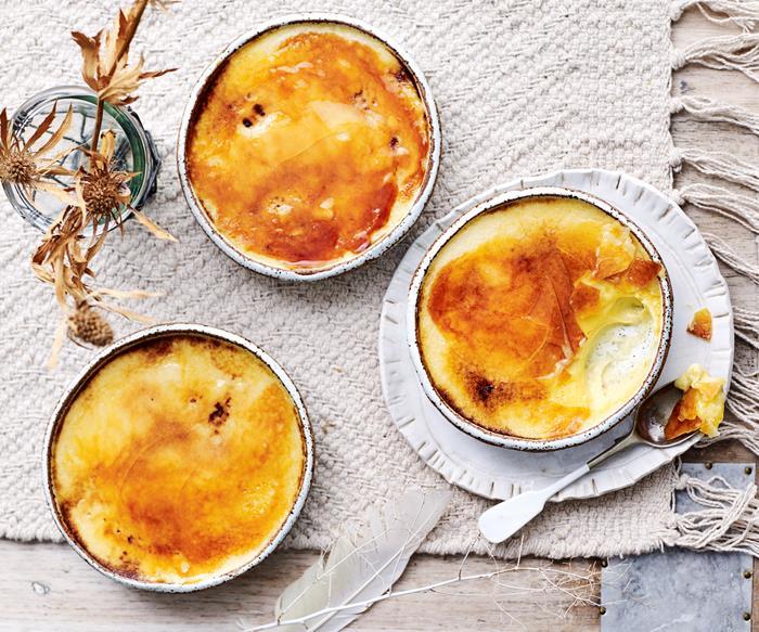 crème brûlée recipe