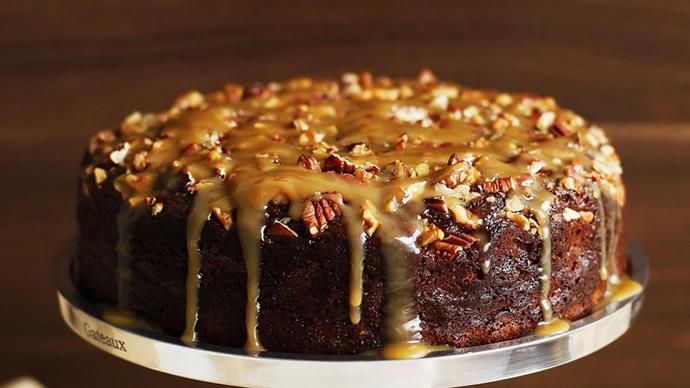 Sticky date desserts