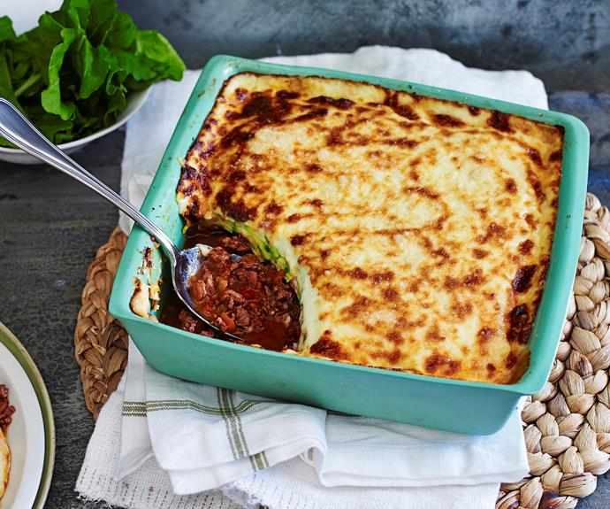 "**[Low-carb lasagne](https://www.womensweeklyfood.com.au/recipes/low-carb-lasagne-26789|target=""_blank"")**  All the flavour of the original but without heavy pasta."