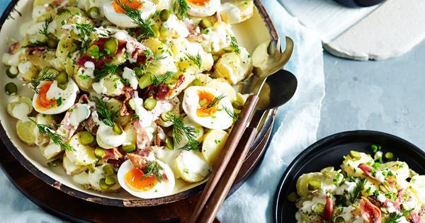 Creamy Potato Salad Recipe Australia