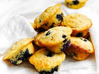 Blue berry muffins