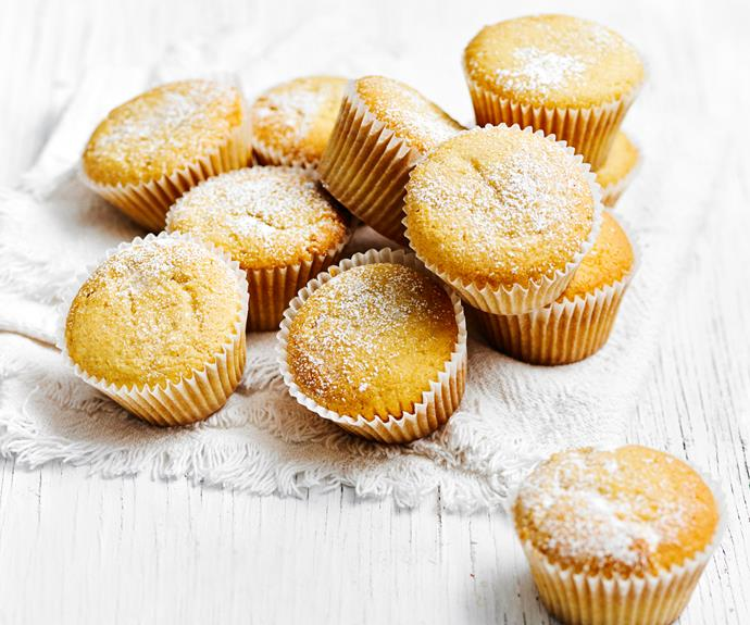 """**[Easy vanilla cupcakes](https://www.womensweeklyfood.com.au/recipes/easy-vanilla-cupcakes-22932 target=""""_blank"""")**  It's not a celebration without cake and these tiny treats are always a hit. Decorate them with different coloured icing and toppings for a one-of-a-kind spread."""