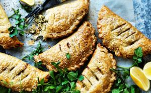 Sweet and savoury hand pies