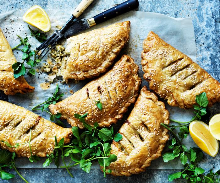 23 sweet and savoury hand pies