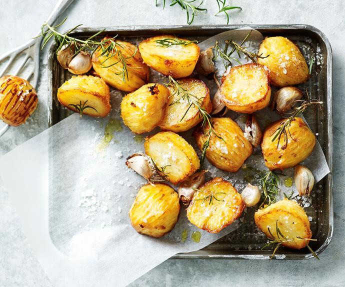 perfect roast potatoes