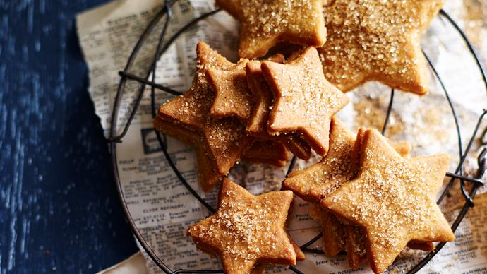 Sensational Christmas shortbread