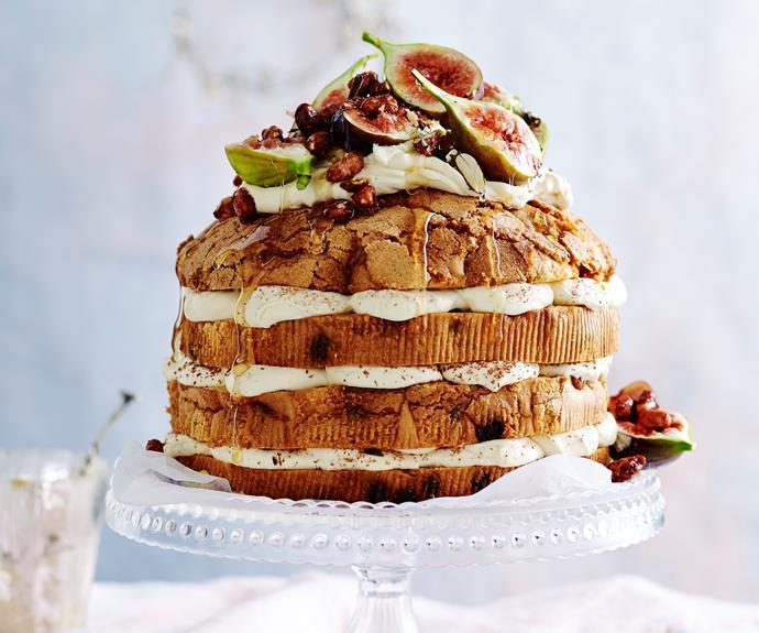 "**[Panettone tiramisu](https://www.womensweeklyfood.com.au/recipes/panettone-tiramisu-32113 target=""_blank"")**  We turn this Italian dessert into a festive masterpiece."