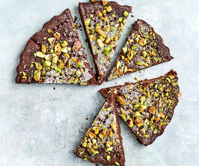 "**[Chocolate & cardamom shortbread](https://www.womensweeklyfood.com.au/recipes/chocolate-and-cardamom-shortbread-32116|target=""_blank"")**"