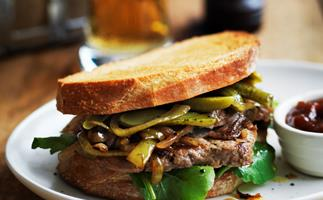 minute-steak sandwiches