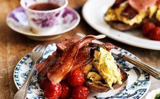Warm up with these hot breakfasts