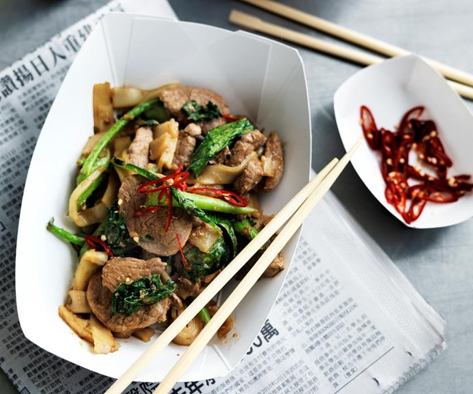 "**[Sweet and soy pork](https://www.womensweeklyfood.com.au/recipes/sweet-and-soy-pork-5125|target=""_blank"")**  A little bit sweet, a little bit salty and completely delicious."