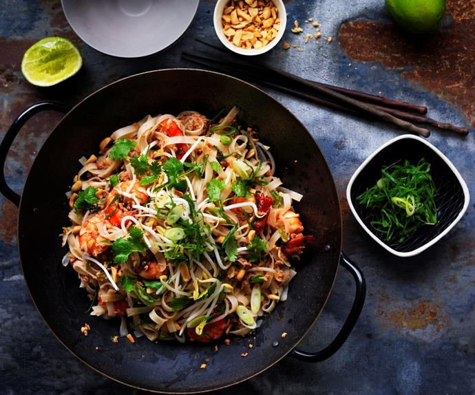 pad thai recipe womens weekly