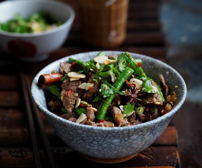 aromatic vietnamese beef curry
