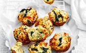 12 savoury muffins recipes for school and work snacks