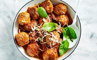 Marvellous meatball recipes