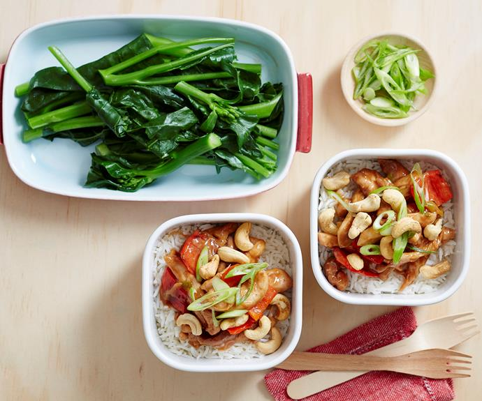 """**[Kung pao chicken](https://www.womensweeklyfood.com.au/recipes/kung-pao-chicken-32289