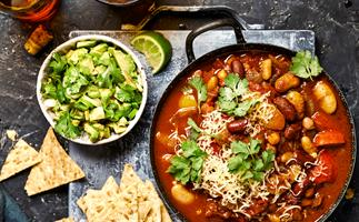 Very vegetarian Mexican recipes
