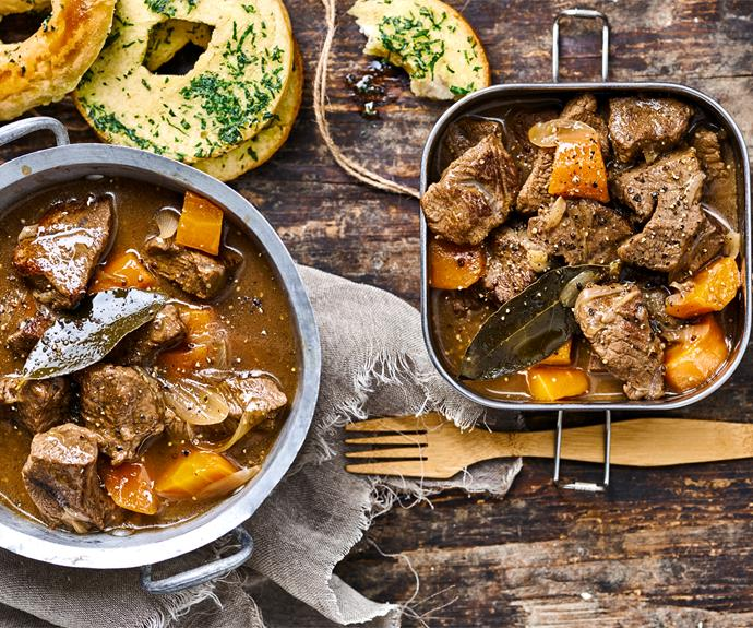 """**[Beef carbonnade](https://www.womensweeklyfood.com.au/recipes/beef-carbonnade-32412